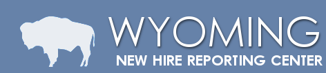 Wyoming New Hire Reporting Center